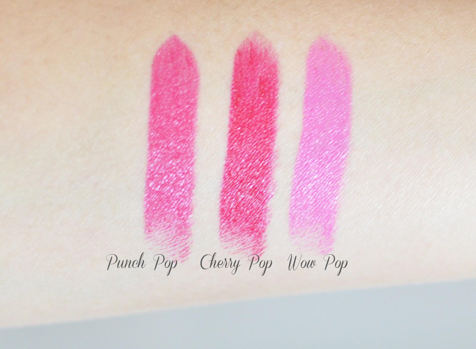 Punch Pop Clinique Punch Pop Cherry Pop