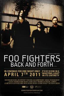 descargar Foo Fighters: Back And Forth – DVDRIP LATINO