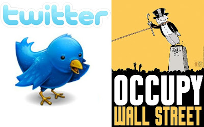 twitter-occupy wall street