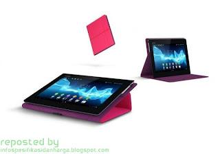 Harga Sony Xperia Tablet S WiFi 16, 32, 64GB Hp Terbaru 2012
