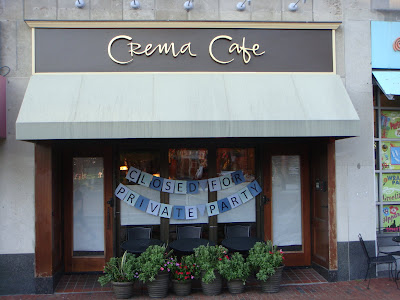 Crema Cafe, Cambridge, Mass.
