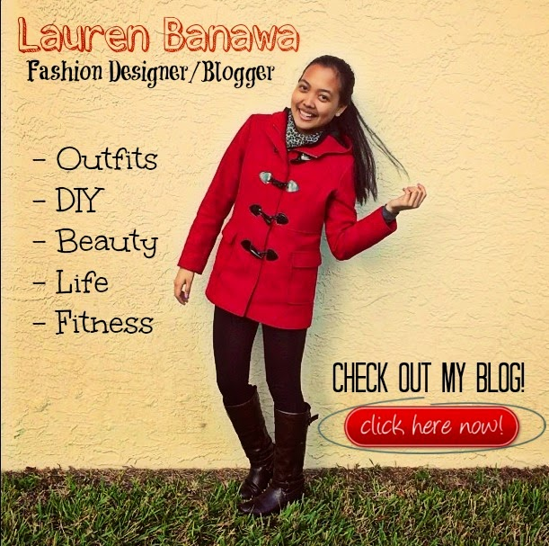 CHECK OUT MY DAUGHTER'S FASHION BLOG