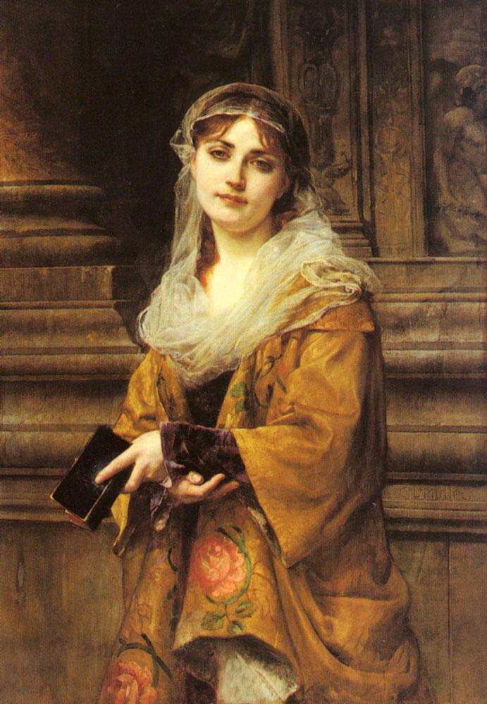 Charles-Louis Müller portrait