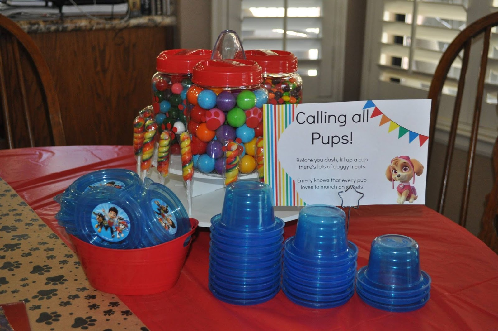 Its For My Kid Paw Patrol Birthday Party