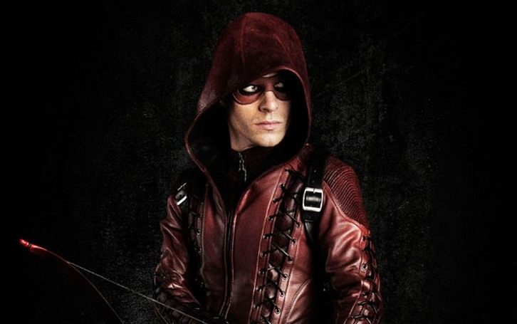 Arrow - Season 3 - First look at Colton Haynes as Arsenal