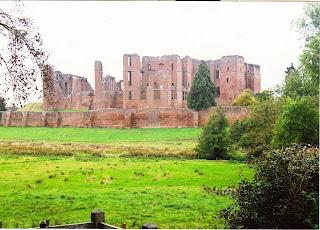 Kenilworth Castle Warwickshire
