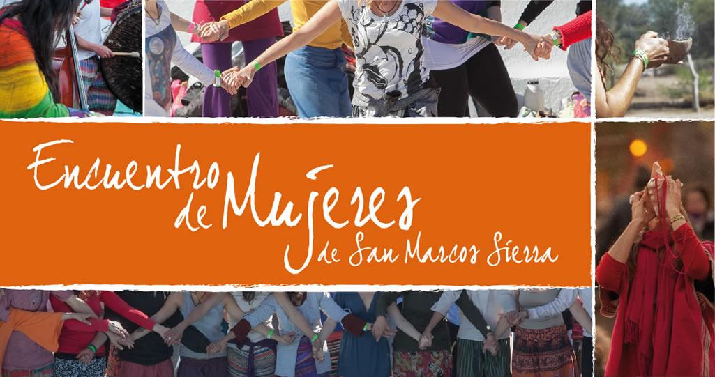 Encuentro de Mujeres de San Marcos Sierra