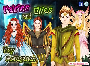 Elfos e fadas