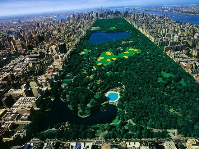 Central Park en Nueva York - que visitar