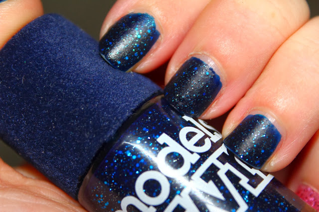 NOTD - Models Own in Valerian & Swatch