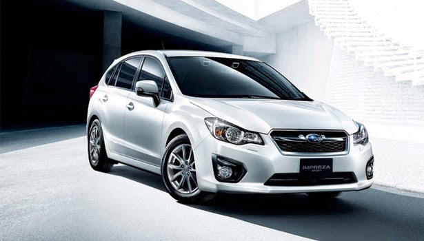 What's the outside style from the 2016 Subaru Impreza