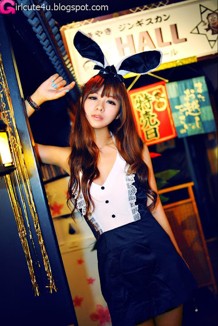 6 Wang Tingyu - Bunny-very cute asian girl-girlcute4u.blogspot.com