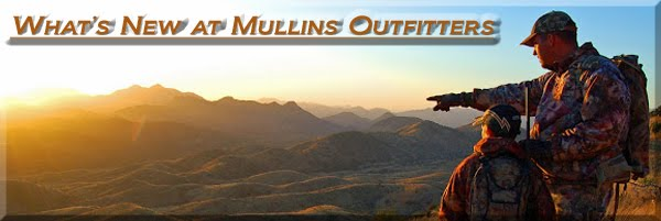 What's New at Mullins Outfitters