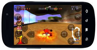 Download and Play Playstation PS (PS1/PS2/PSx) Games for Android