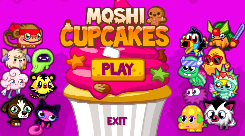 Images Of Moshi Monsters Cakes