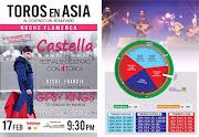 SEBASTIÁN CASTELLA EN EL BALNEARIO DE ASIA
