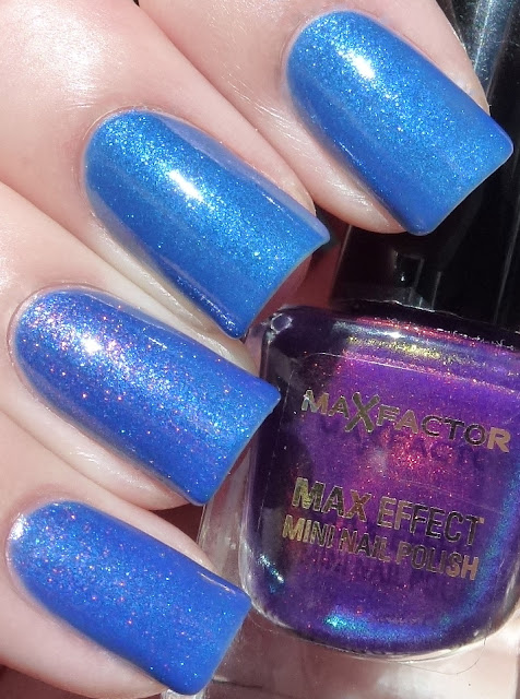 Order Of The Garter - a-england, Fantasy Fire - Max Factor, swatch
