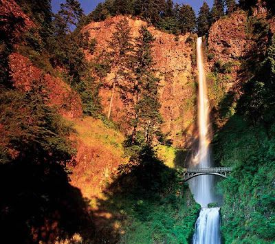 Multnomah Falls – Oregon