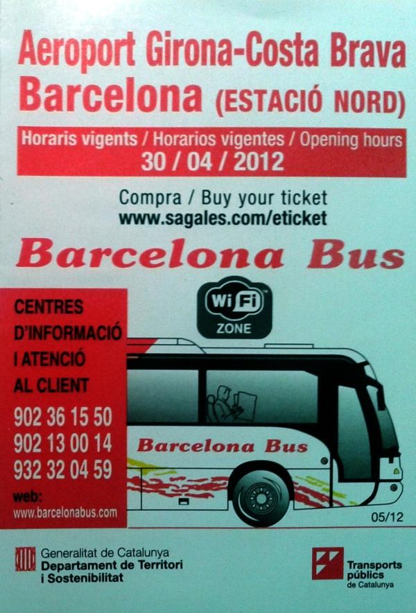 Costa Brava Autobus