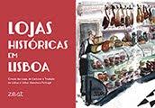 Livro Lojas históricas em Lisboa