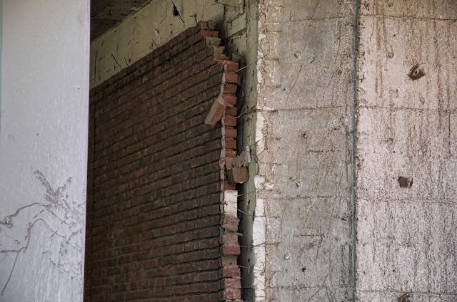 Baustelle Abriss, GSZM, Gesundheits-und Sozialzentrum Moabit, Unterbringung der Staatsanwaltschaft Berlin, Turmstraße 22, 10559 Berlin, 09.07.2013
