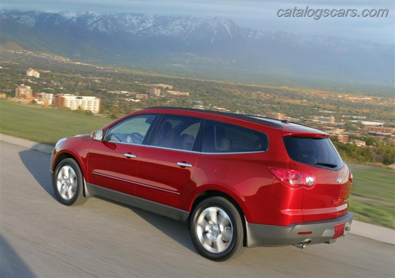 صور سيارة شيفروليه ترافيرس 2014 - اجمل خلفيات صور عربية شيفروليه ترافيرس 2014 - Chevrolet Traverse Photos Chevrolet-Traverse-2012-04.jpg