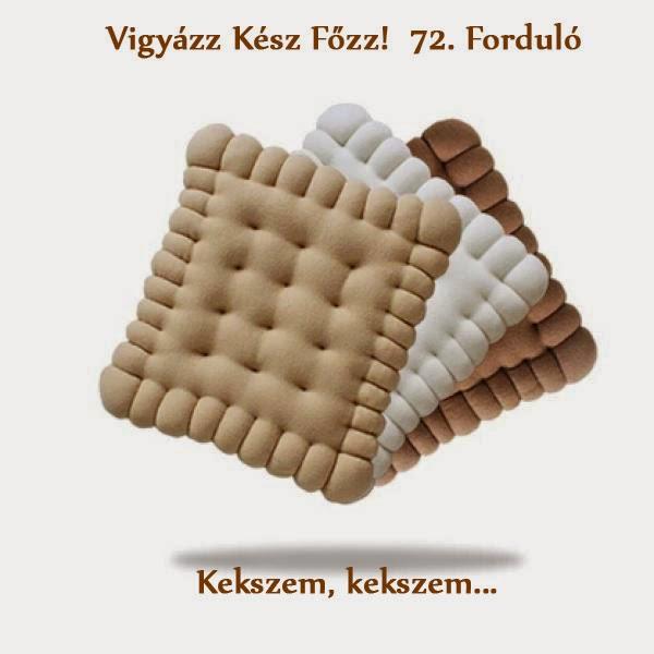 VKF! 72. Forduló az AranyTepsi oldalon