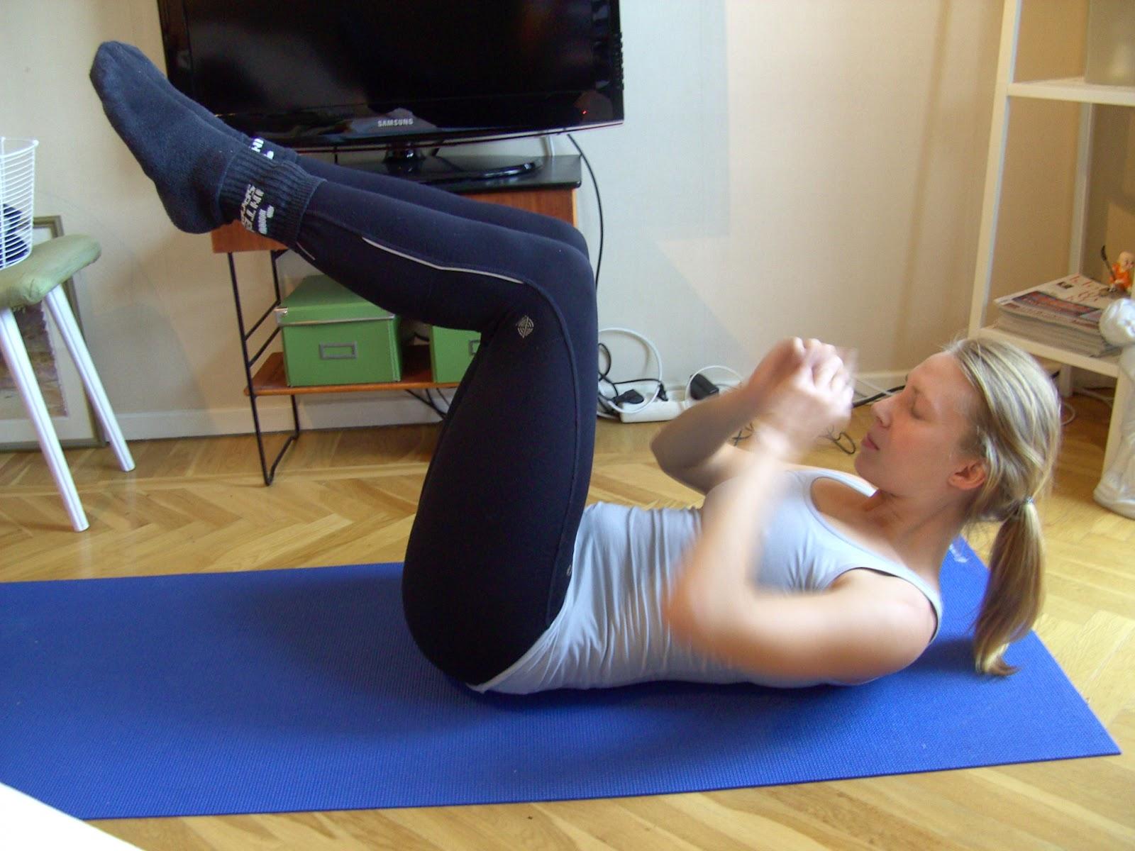 styrketräning hemma