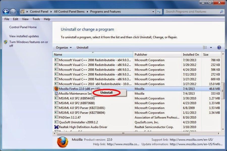 Windows Problems Help Center : How to Remove Qualcomm Atheros Driver
