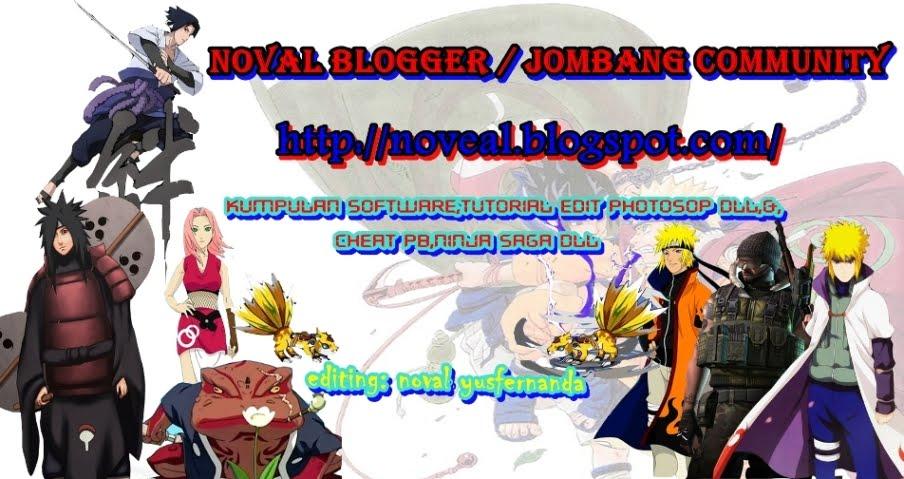 Noval blogger / Jombang Community