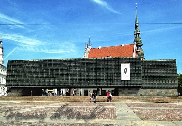 Museo de la ocupacion de Letonia en Riga
