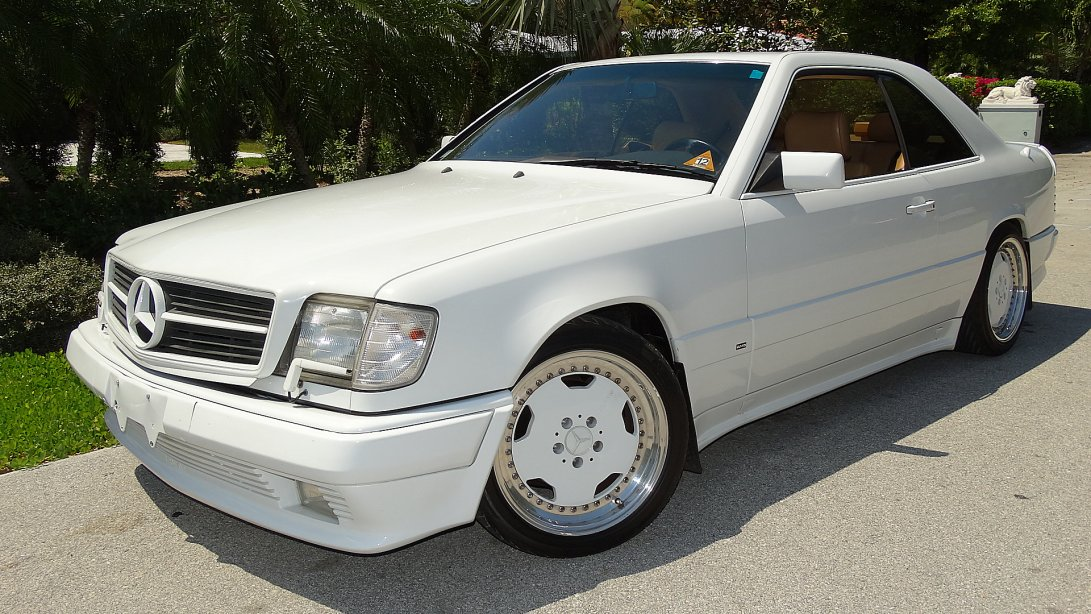Mercedes benz 300ce mosselman twin turbo benztuning for 1988 mercedes benz 300ce