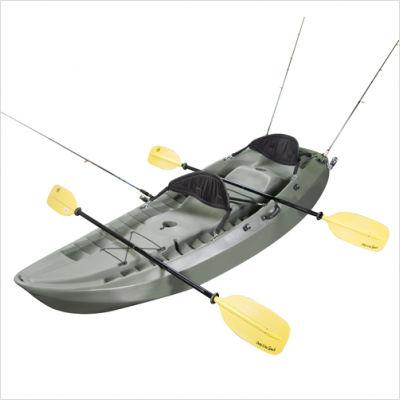 The kayak project shop lifetime sport fisher for Lifetime fishing kayak