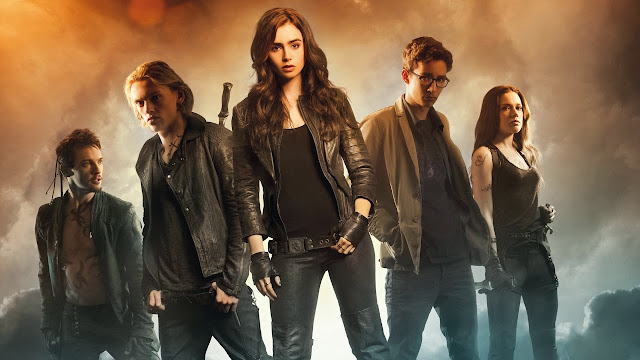 the mortal instruments city of bones movie wallpapers HD