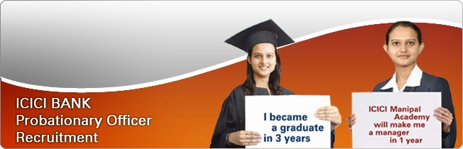 ICICI Bank PO Recruitment Training