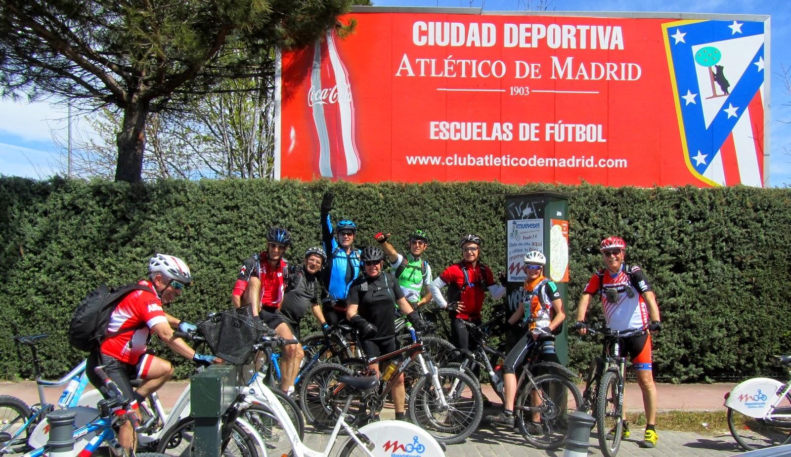 San Rafael Madrid - Alfonsoyamigos