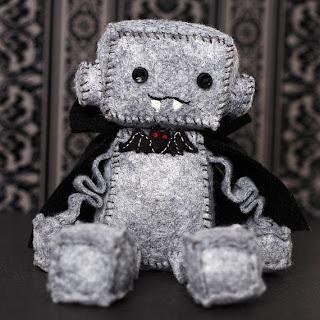 vampire robot