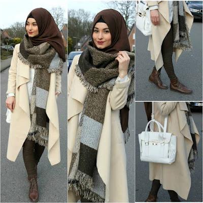 Style hijab - Tesettur Modasi