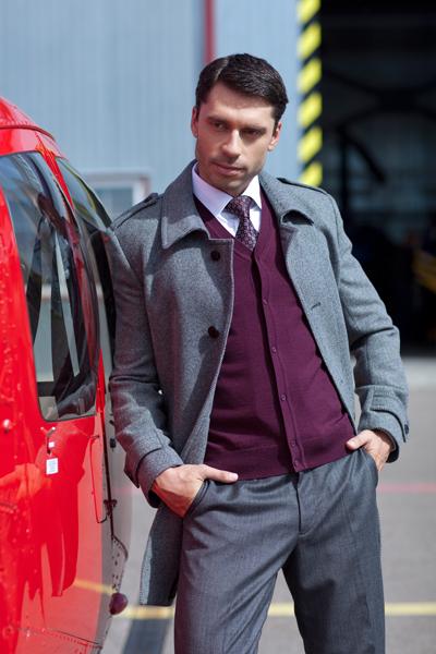Стильная Одежда Для Полных Мужчин