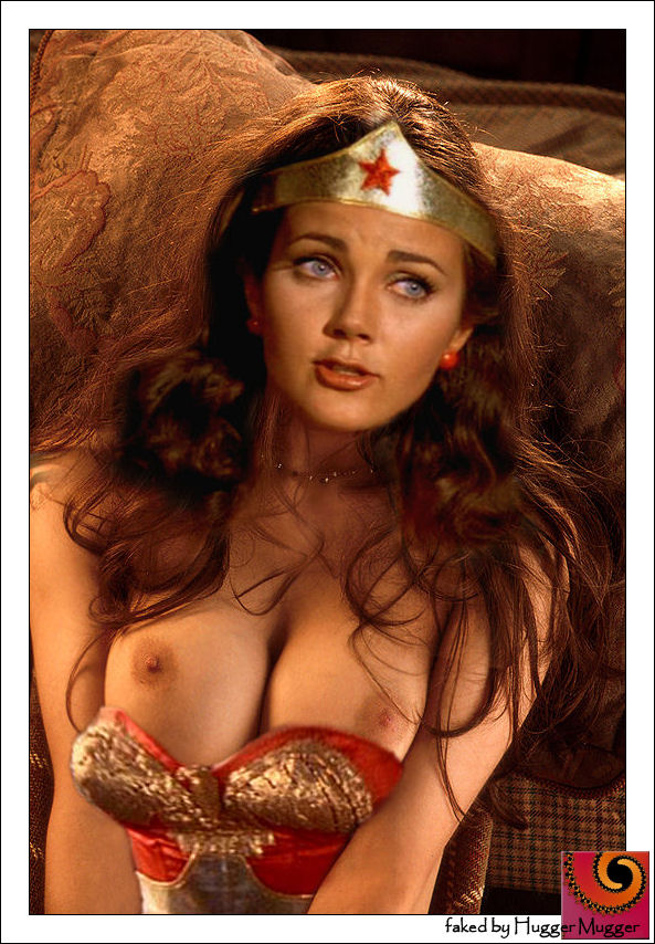 Carter bondage lynda wonder woman
