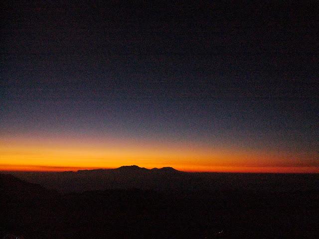 Sun Rise Pananjakan Bromo