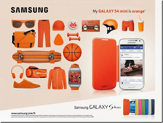 Ads.: Samsung GS4 Mini