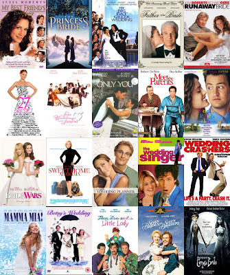 11 romantic and comedy filled wedding movies with the word