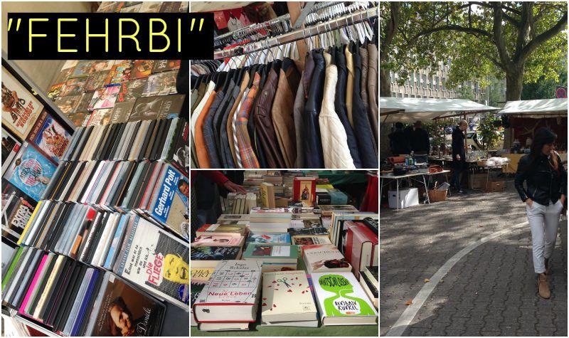 TheBlondeLion Travelguide Berlin Fleamarket Streetfoodmarket Flohmarkt Fehrbi Fehrbellinger Platz