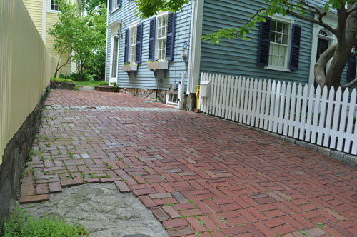 Brick Driveway1