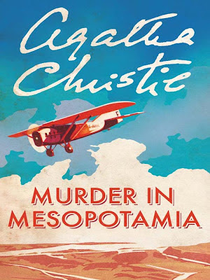 Cover of Murder in Mesopotamia by Agatha Christie