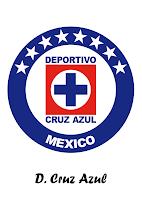 Deportivo Cruz Azul para imprimir