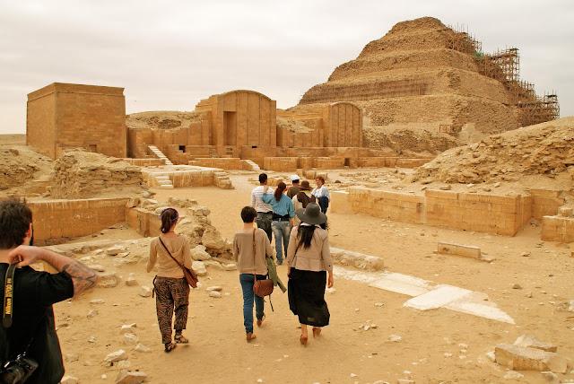 piramide-del-faraón-Zoser-sakkara