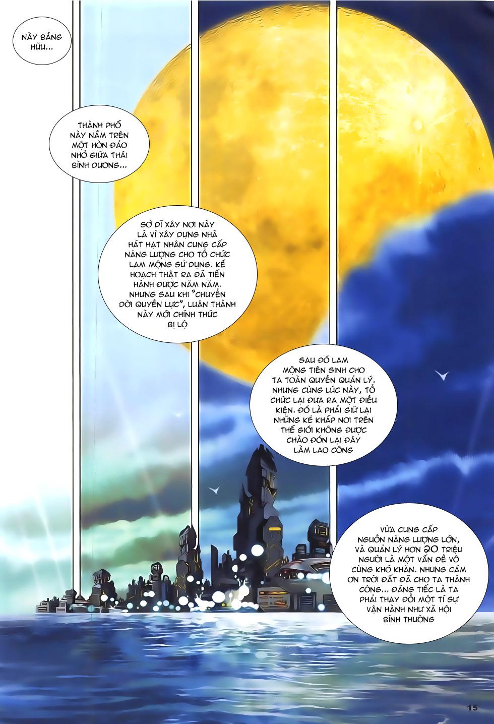 Hải Hổ 2.5 chap 2 - Trang 14