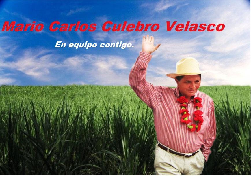 Mario Carlos Culebro